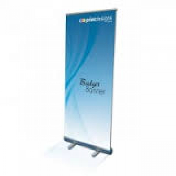 850mm Banner Stand